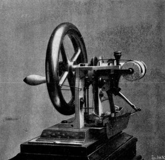 Elias_Howe_Sewing_Machine_1896 public domain +100years old