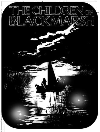 The Children of Blackmarsh Benjamin Hope