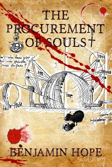 Procurement of Souls Benjamin Hope Cover Art slim